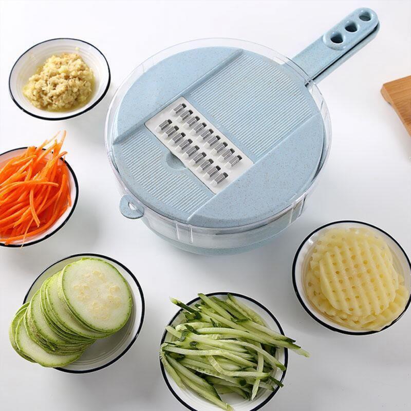 Manuelle Lebensmittel Chopper Haushalt Gemüse Chopper Shredder Multifunktions Eiweiß Separator Runde Veggie Fruit Crusher Blender