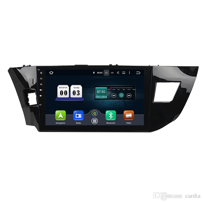 Car DVD player for Toyota Levin 2013-2015 10.1inch Octa core Andriod 8.0 with GPS,Steering Wheel Control,Bluetooth,Radio