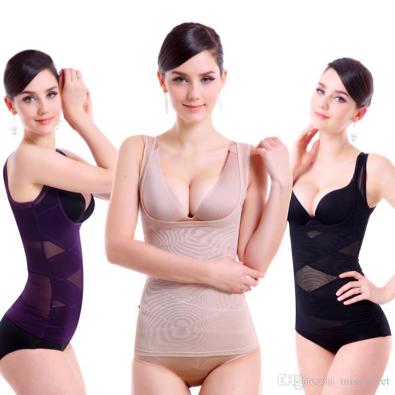 여성 섹시 바디 Shapers 샴 코르 셋 산후 얇은 허리 shapewear 슬리밍 양질의 속옷 속옷 코르셋