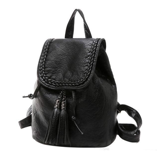 새로운 패션 여성 배낭 여성 PU 가죽 배낭 작은 소녀 학교 가방 고품질 숙녀 디자이너 mochilas