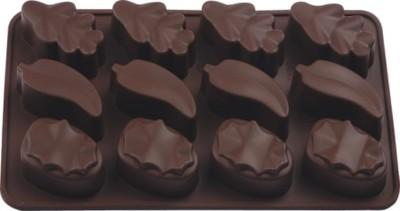 12 hole leaves shape Silicone mold Baking mold chocolate mold fondant cake tool DIY cake decoration mould