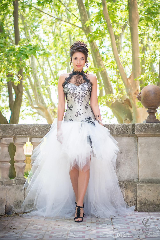 Black And White Short Wedding Dress Off 75 Www Daralnahda Com
