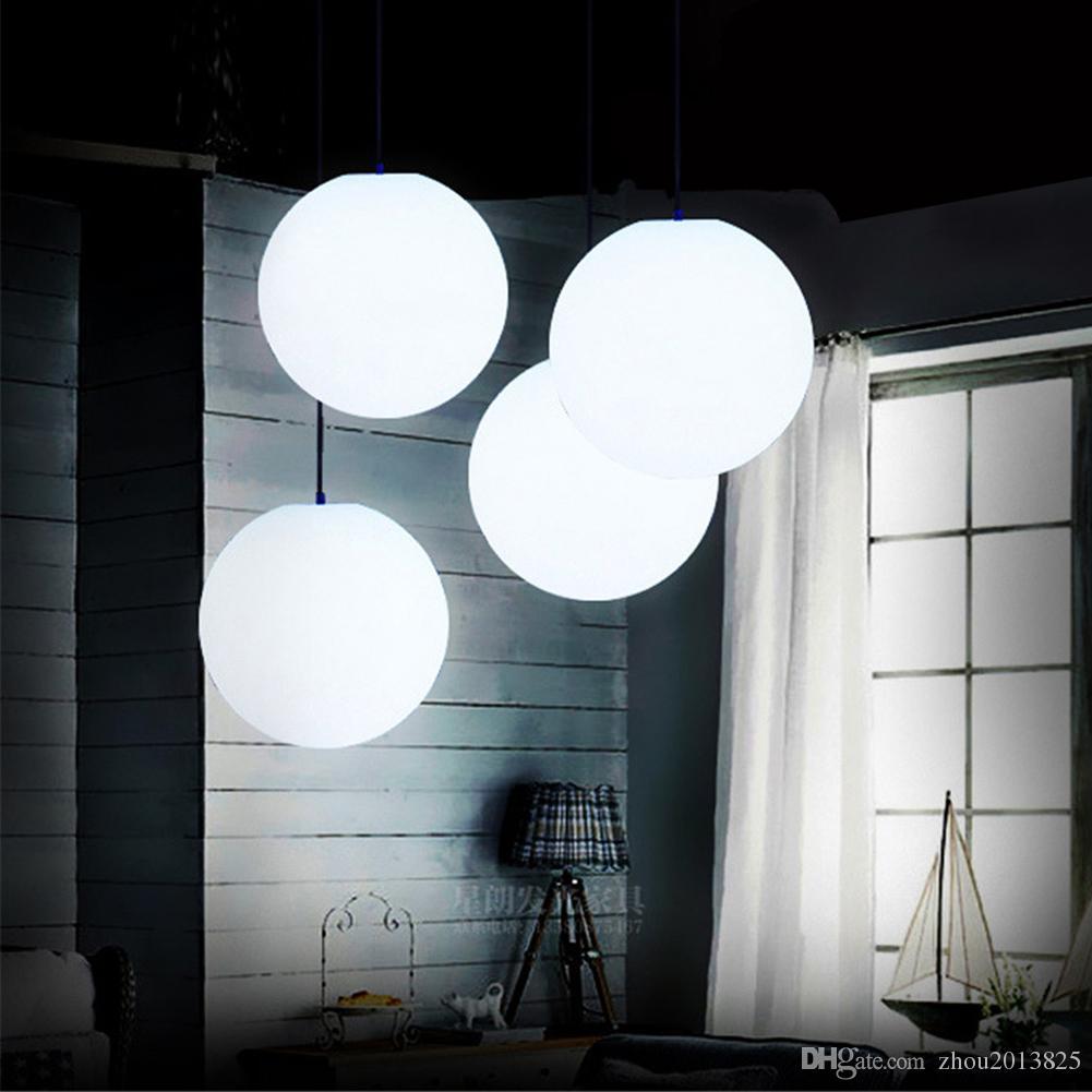 La lámpara del humor a prueba de agua, recargable cambio de color de las luces de la noche con Inalámbrico Cambio de Control y RGB color alejado de las luces para decorativo