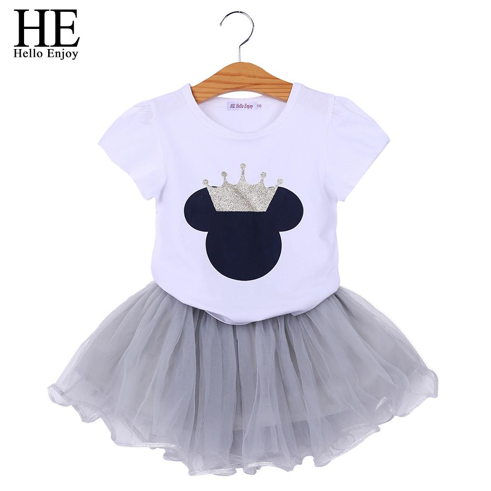 GIRLS SKIRT DRESS TSHIRT OUTFIT TSHIRT SET PARTY CLOTHING WINTER UK SELLER