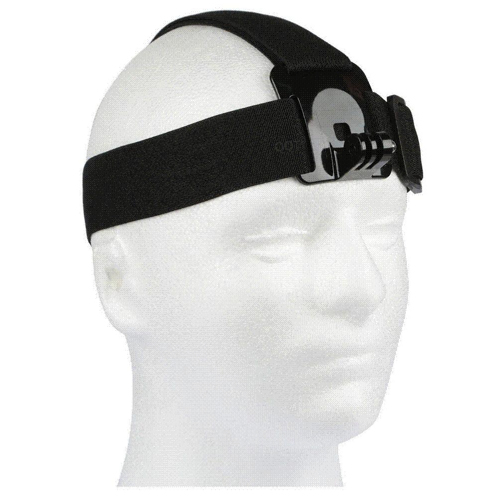 QQT für GoPro Zubehör Fascia toracica Kopfband Berg Monopiede für Go Pro Hero 6 5 4 3 + 3 2 SJ4000 SJ5000