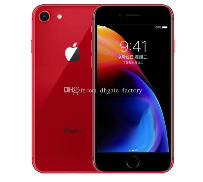 4.7inch 5.5inch Apple IPhone8 Iphone 8 Plus Hexa Core 12MP With ...