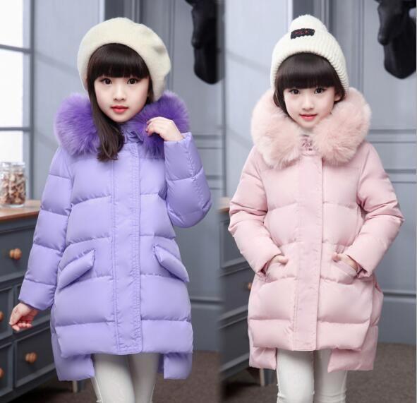 2016 Kinder Outerwears Jacke Ente 18 Fashion Großhandel Kidsmart937 Dicke Mäntel Auf Jacken Baby Von Warme Girl Daunenjacken Winter Y7yg6bf