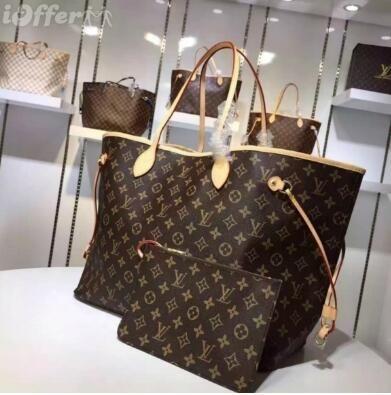 122f6c28b5 Louis vuitton women Men Shoulder Bag Messenger Bag Clutch Wallet ...