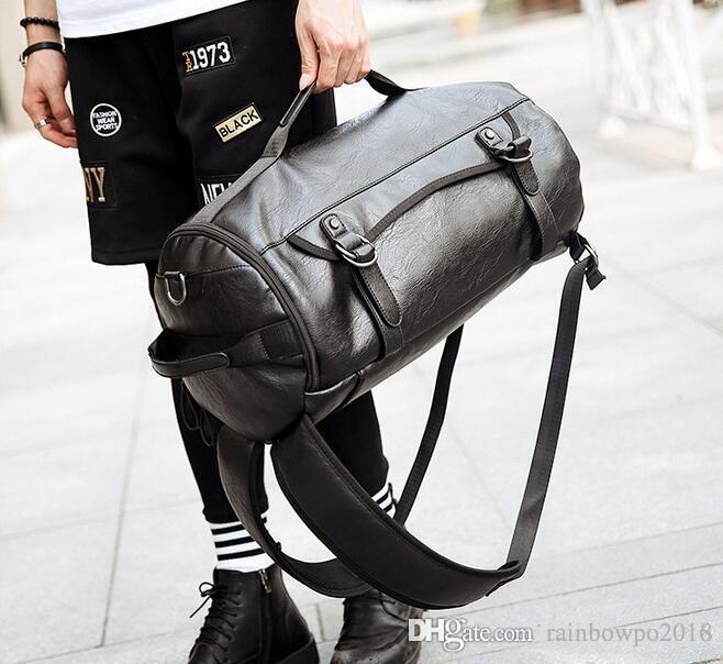 factory sales brand bag Korean version of the new large capacity of men casual fashion basketball backpack shoulder bag bag personality