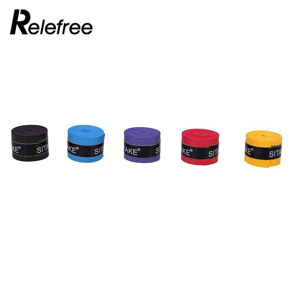 Schläger Tennis Griffband Sport Zubehör 110 CM x 0,75 MM x 2,5 cm Zufällige Farbe