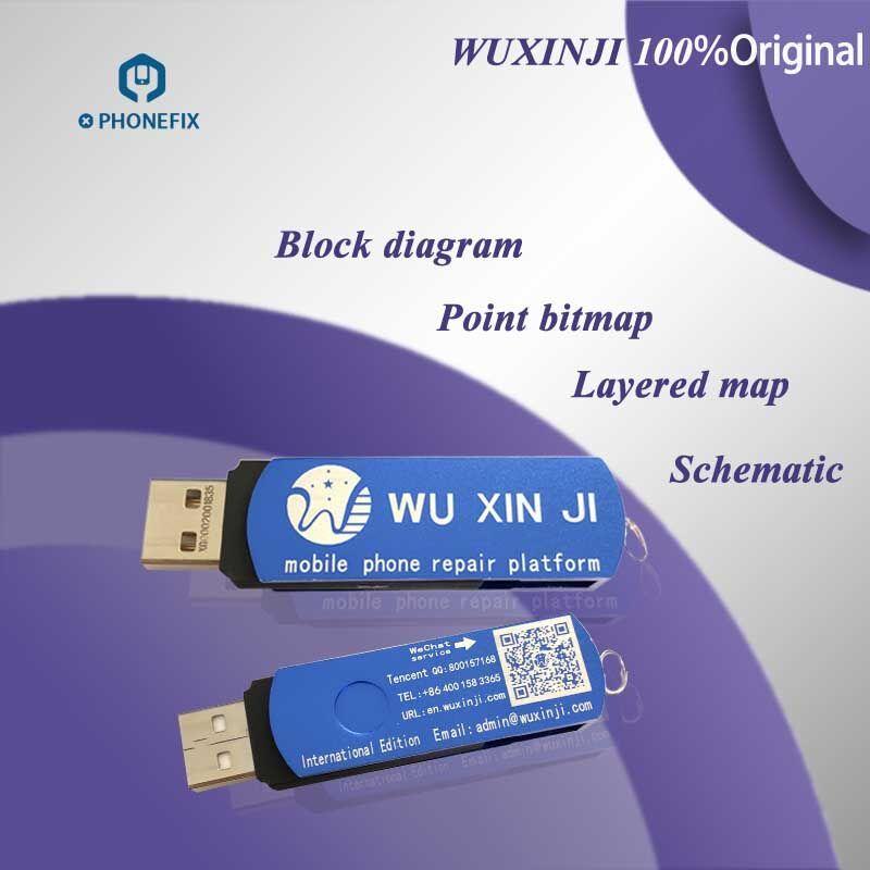 Handy Entsperren Gratis Fixphone Neue Wuxinji Dongle Plattform Für ...