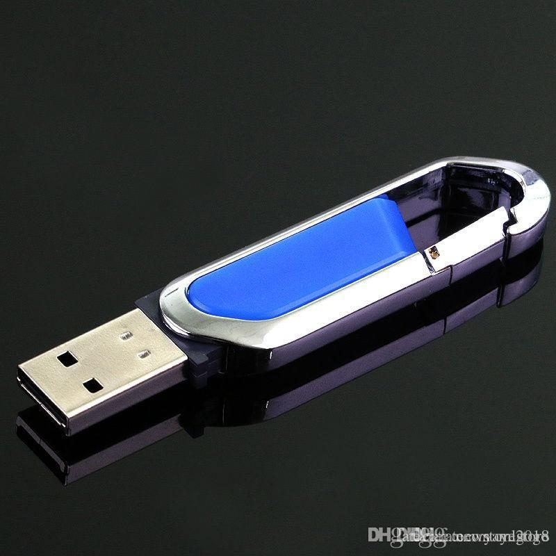 Capacity 4GB 256GB USB 2 0 Pendrive USB Flash Drive Pen Drive Waterproof  Metal U Disk Memory Stick Silver U76 Best Internal Hard Drive Best Internal