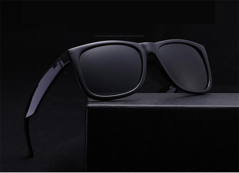 Yeni Moda Klasik Marka Ayna Güneş Erkekler Kadınlar sürüş Erkek Güneş Glasse hip hop Bardakları gafas oculos De Sol 7 renkler