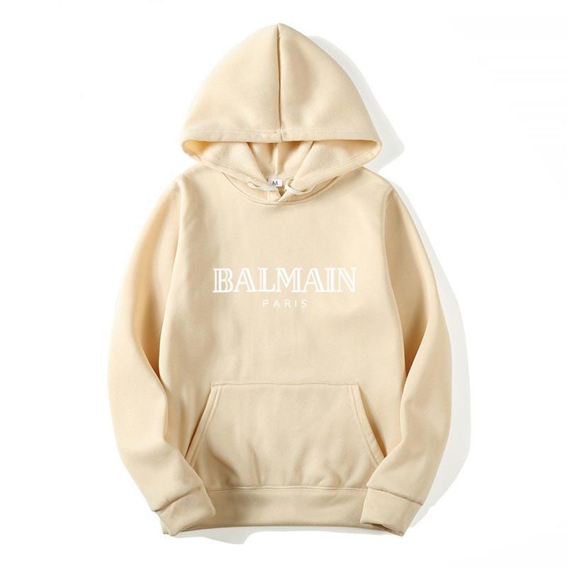 Moda Marka Hoodies Erkekler ve Kadınlar Tasarımcı Kapüşonlu Sonbahar Uzun Kollu Kazak ile Hoodies Erkek Giyim Boyutu S-3XL Tops 20 Renk