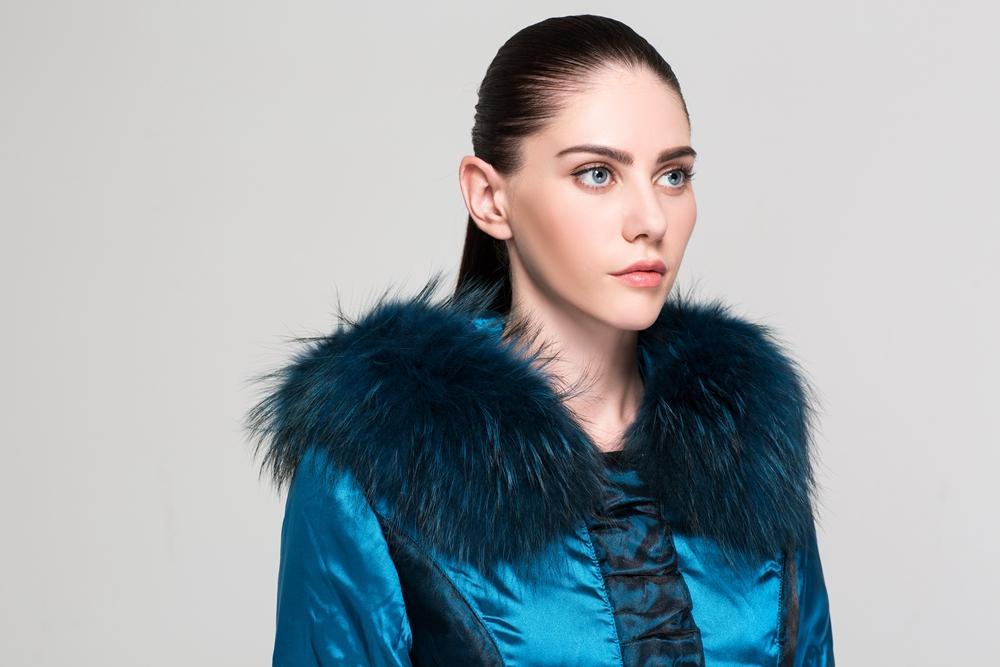 Großhandel BASIC EDITIONS Warme Winterjacke Frauen Fashion Brand Design Weiße Ente Daunen Parka Blau Lange Mantel Jacke 11w 47 Von Kfashions, $89.28