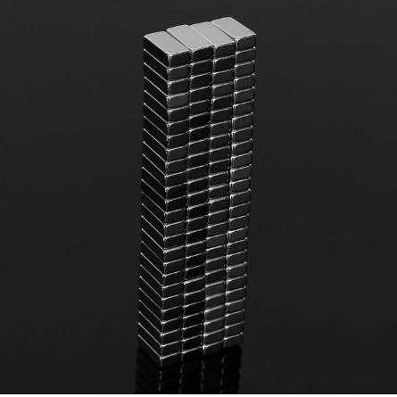 100Pcs 10 x 3 x 5mm N50 Strong Block Magnets NdFeB Neodymium Rare Earth Permenent Magnets 10mm*3mm*5mm Magnet Hot Sale