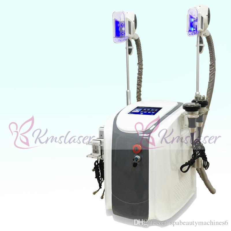 냉각 지방 냉동 기계 cavitation 레이저 슬리밍 진공 치료 기계 빠른 cavitation 슬리밍 시스템 rf 장비
