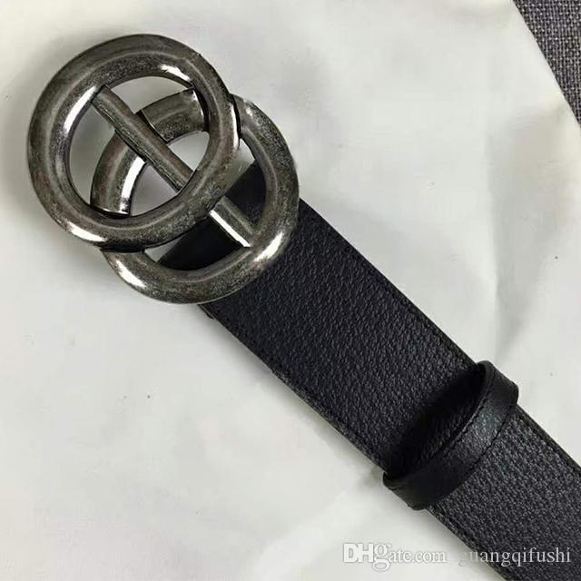 عالية الجودة حزام الأعمال مصمم واردات حقا أزياء والجلود أحزمة حزام الرجال الأحذية كبيرة مع مربع