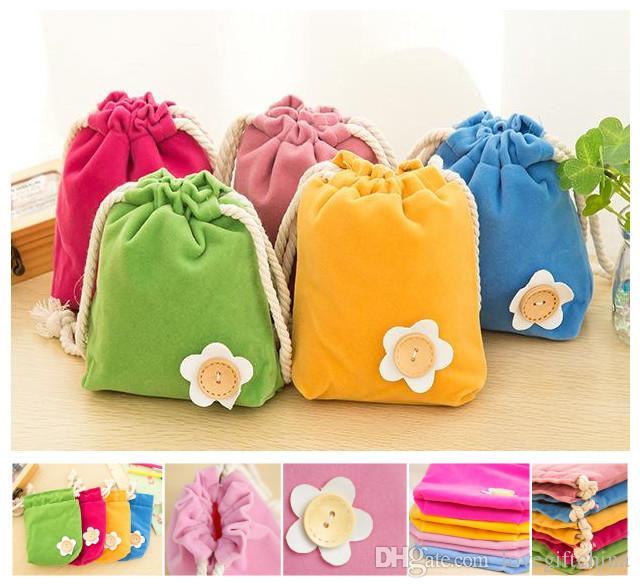 Wielokrotnego użytku rozciągacze Pull-Out Beam Pocket Etui do Pakietu Kosmetyczne Kluczowe Słuchawki Sundries Torby do przechowywania Boże Narodzenie Gift Candy Torba