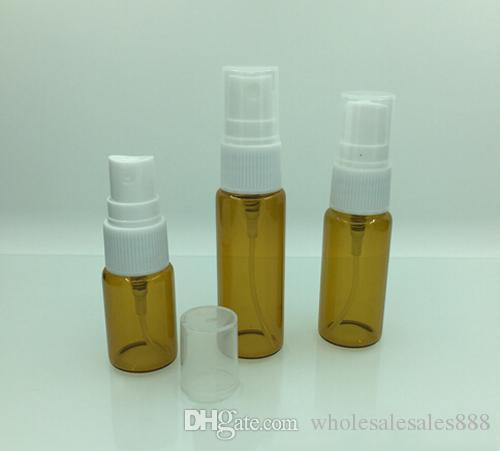 5ml 10ml 15 ml Vetro Mini Portatile Spray Bottiglia Vuota di Profumo Bottiglie di Vetro Riutilizzabile Profumo Atomizzatore Accessori Da Viaggio 500 pz / lotto