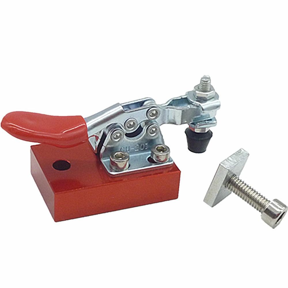 Engraving Machine Fastening Platen Cnc Router Fixture Quick Clamp Plate Router