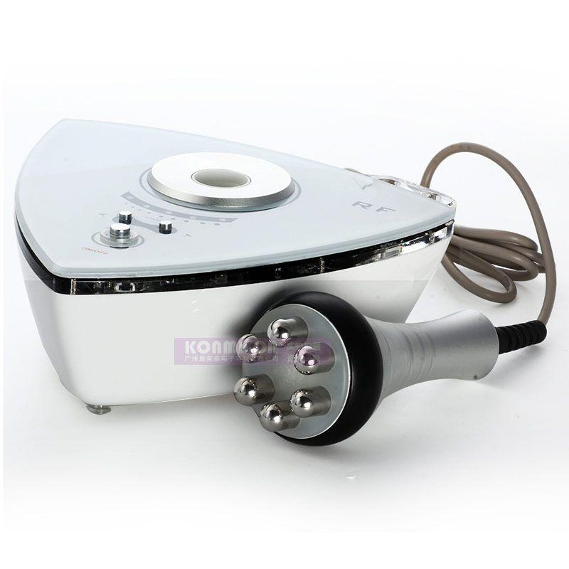 Máquina de ajuste de la piel RF Máquina de adelgazamiento multipolar RF para pérdida de peso Cuerpo que forma el equipo de radiofrecuencia de eliminación de grasa