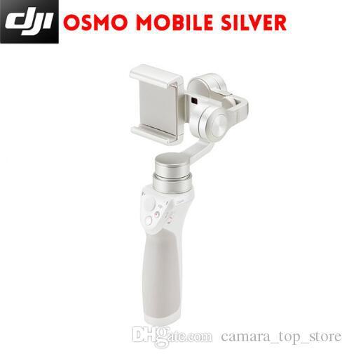 DJI Osmo Mobile (BlackSilver) Estabilizador de mano de 3 ejes Más nuevo más allá del mejor regalo inteligente En stock Envío gratis