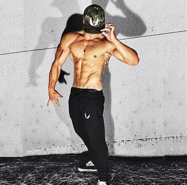 Men Gyms Pants Casual Elastic Cotton Mens Fitness Workout Pants Skinny Sweatpants Trousers Jogger Pants