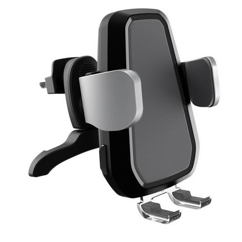 Wireless charger autostretch QI Fast charging car mount improve fixture vent simple Car phone charger for Iphone/Samsung/HW