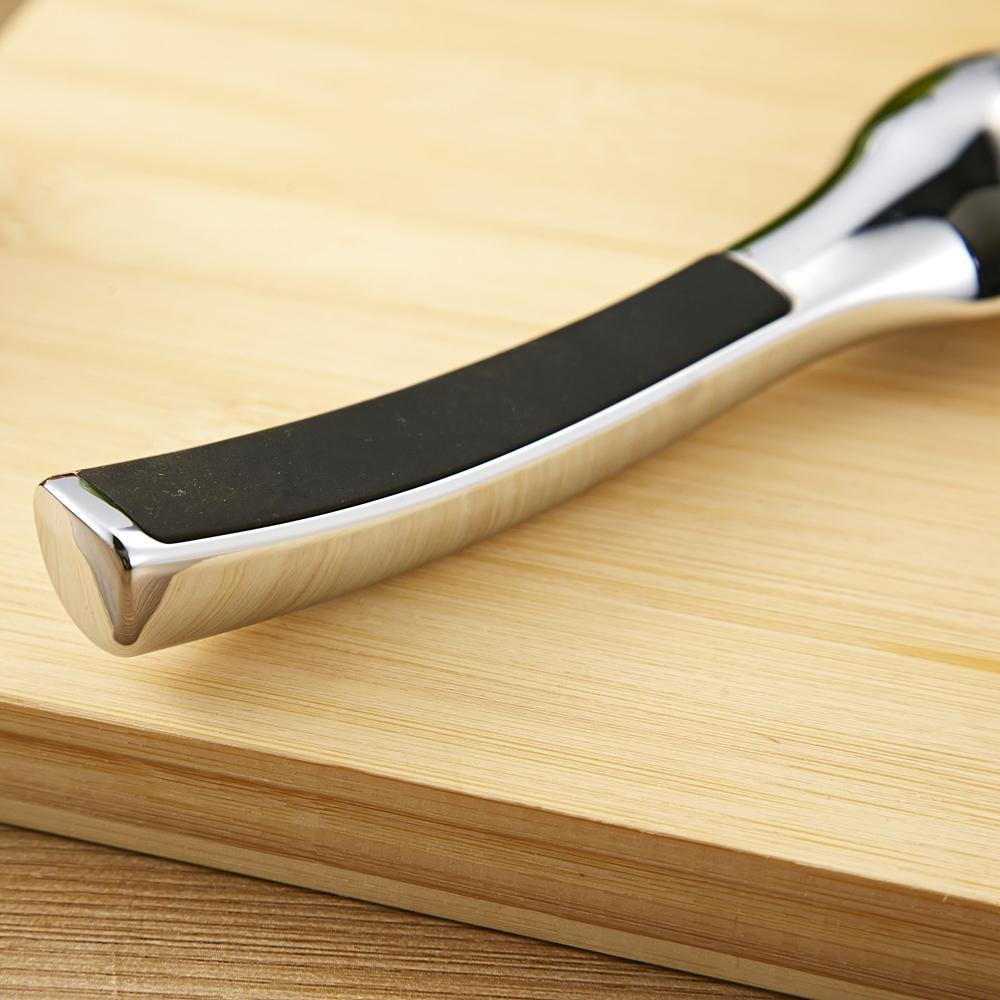 Venta al por mayor- [DX] acero inoxidable 304 importado de Alemania y helado creativo cucharada de cuchara cucharada de helado cucharadita de espesor