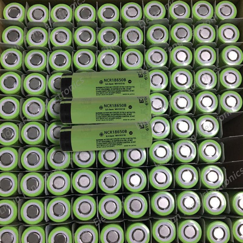 Batteries-Panasonic-3400mah