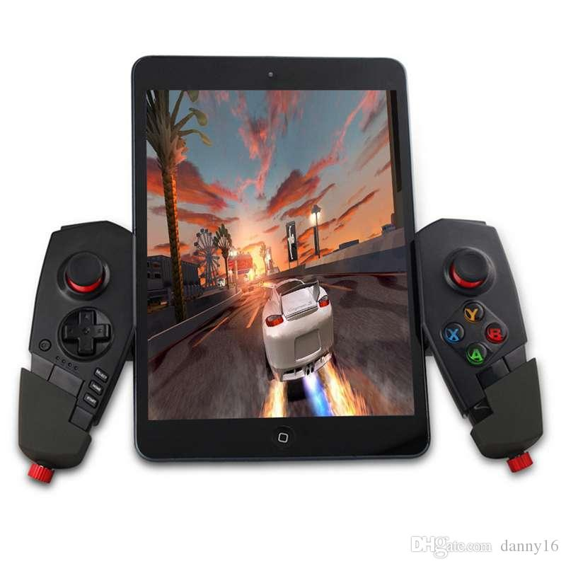 9055 PG-9055 Adjustable Wireless Bluetooth Game Pad Controller Gamepad Joystick Multimedia for PS4 Cellphone Tablet PC
