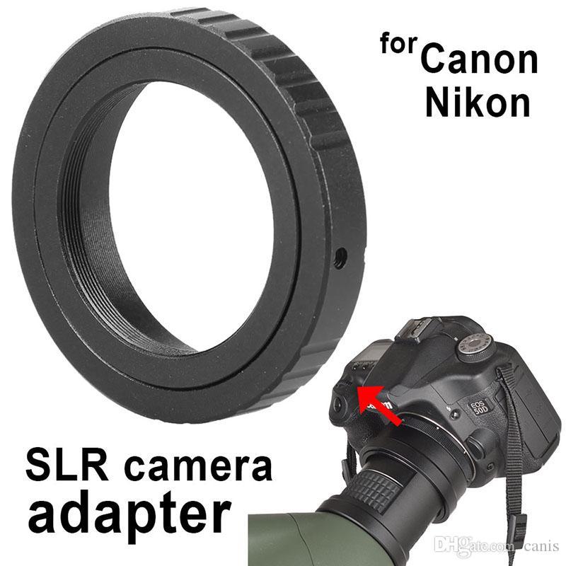 Новое поступление Открытый Спорт M42 Универсальная камера Интерфейс 42 мм Адаптер камеры для Spotting Scope CL26-0020