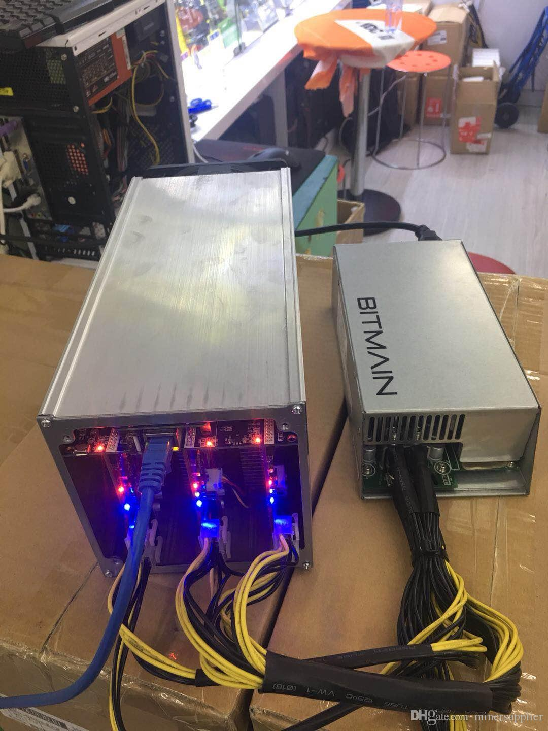 Free DHL Baikal Giant B Miner 40 160Gh/S Support  Blake256R14/Blake256R8/Blake2B/Lbry/Pascal Algorithums Mining Machine With  PSU In Stock Software