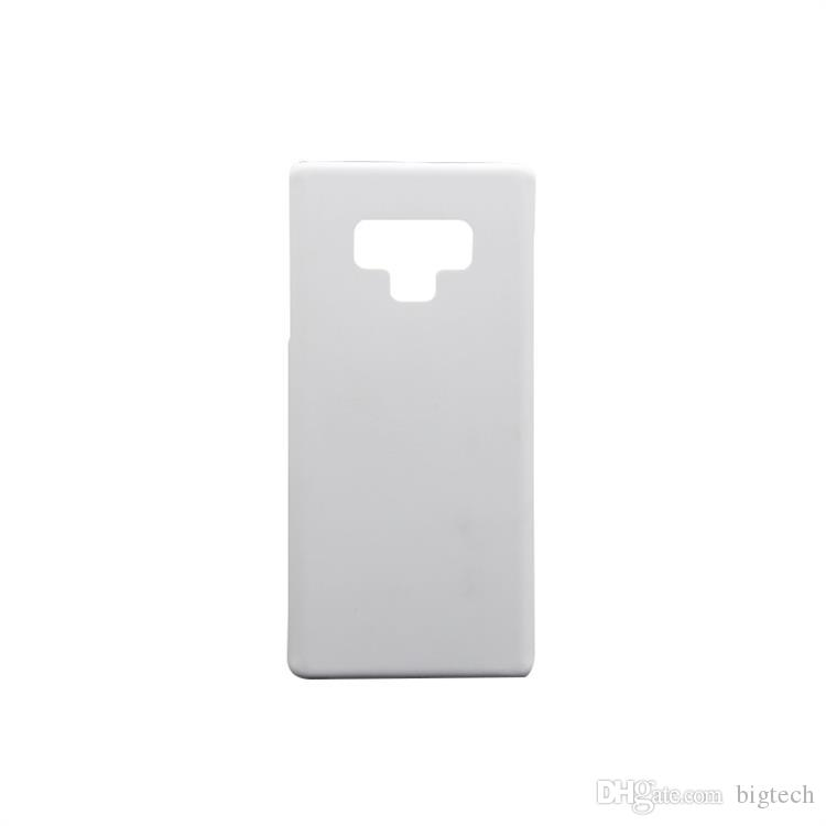 3D التسامي حالة الهاتف لسامسونج غالاكسي S9 S8 زائد S7 حافة بيضاء فارغة كابا لملاحظة 9 8 3D حالة الطباعة الحرارية