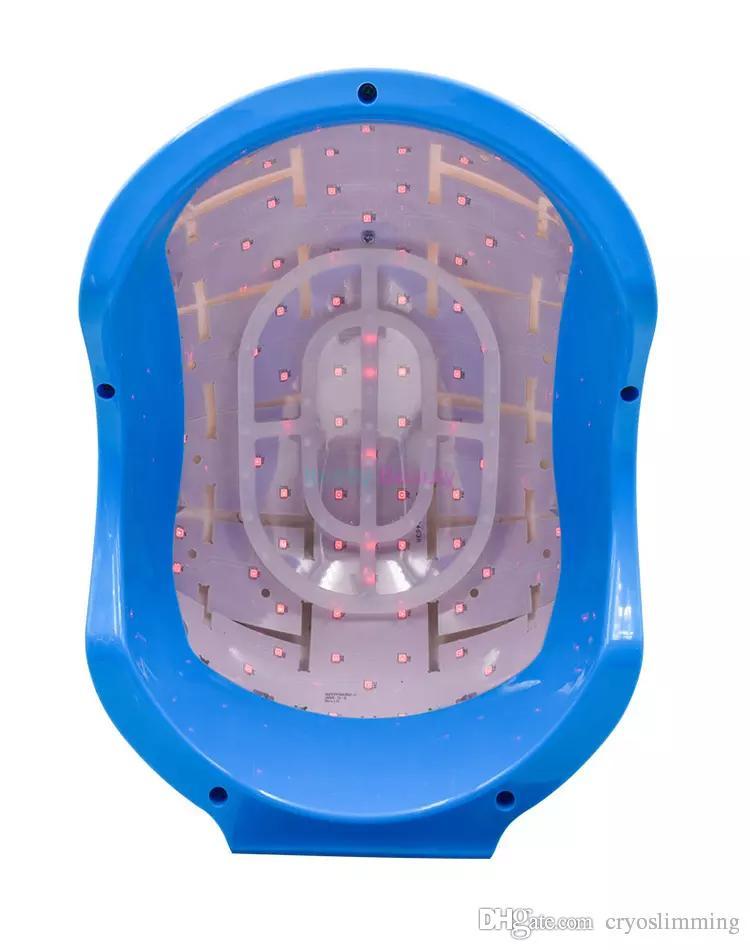 Домашнее использование Волос Лазерная ростовая шапка для роста волос 80 диодов Светодиодный шлем Лазер для предотвращения выпадения волос Аппарат для лечения алопеции Прибор для красоты