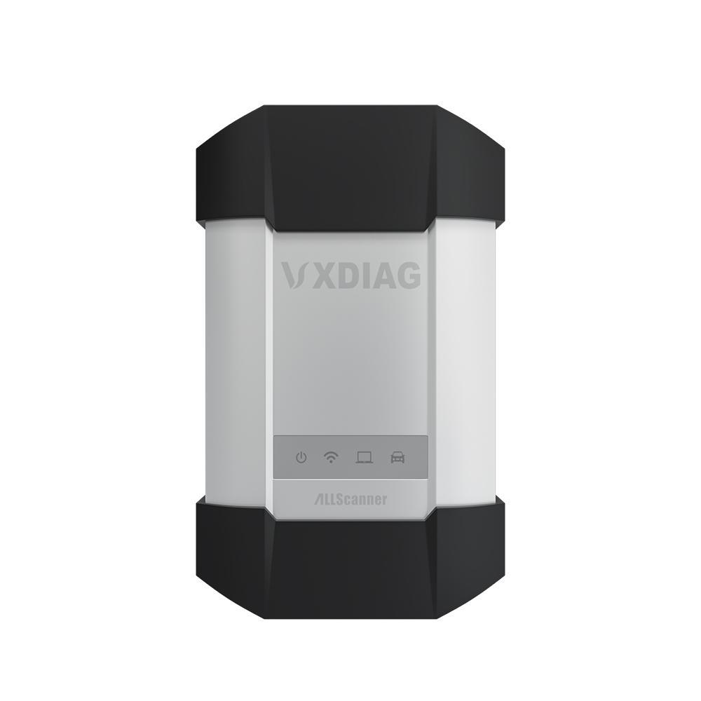 Vxdiag C6 Multidiag أداة تشخيصية لتشخيص XENTRY VCI لسيارات مرسيدس بنز والشاحنات القوية من MB SD Connect Compact 5