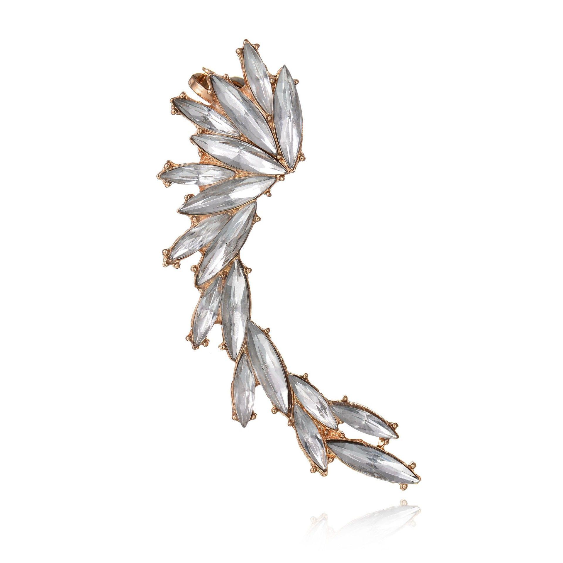 Серьги-гвоздики Crystal Ladies Серьги