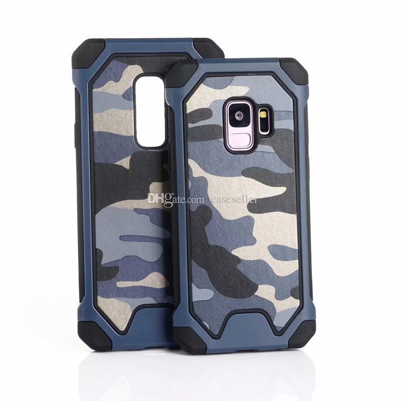 Cover Custodia IPHONE XR MIMETICA Militare Morbida Silicone Tpu