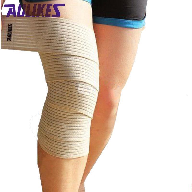 2020 Safety 90 7 5cm Elastic Bandage Sport Knee Support Strap