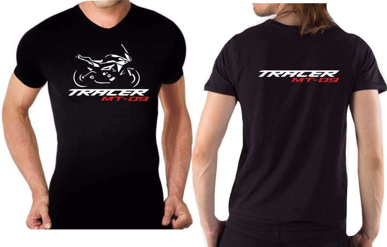 T-shirt Moto Hommes Japon T-shirt Casual Fashion 2021 pour le nouveau T-shirt 09 TRACER MT Shirt MT09 JHOIB