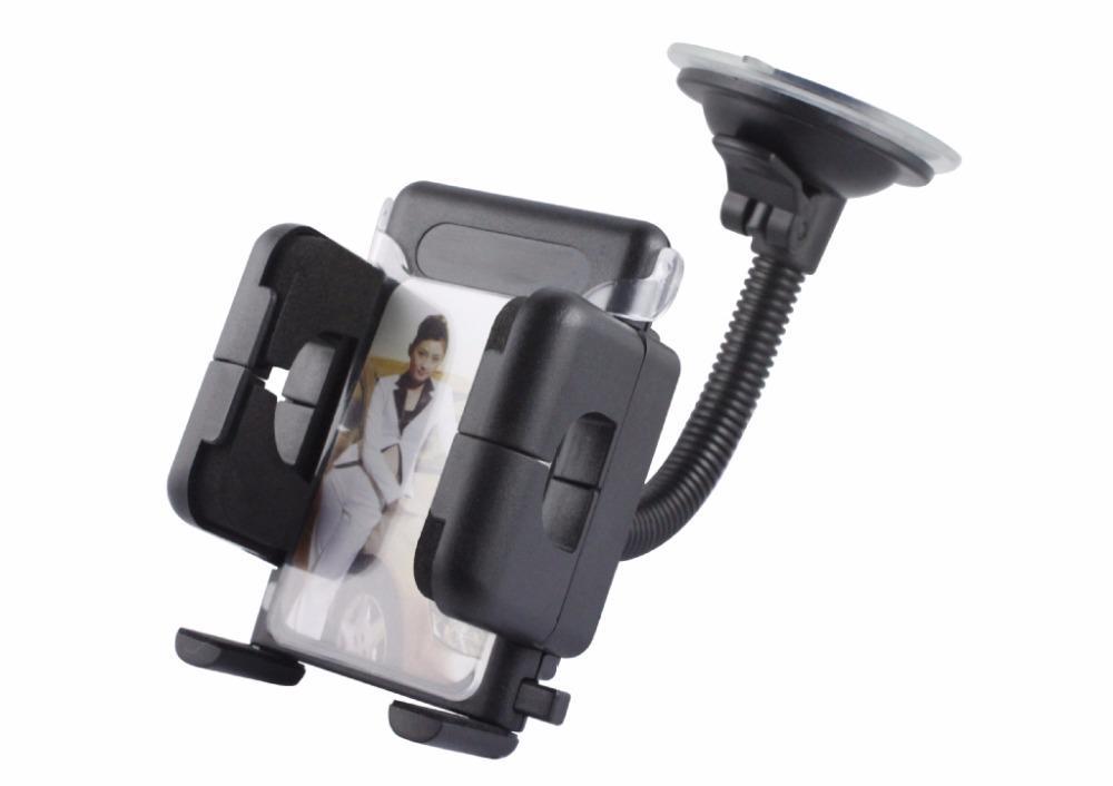 Поворотные автомобильные держатели для мобильного телефона Держатели для мобильного телефона Galaxy Note9 / J8, iPhone XS / XR / XS Max, Sony Xperia XZ3 / XA2 Plus