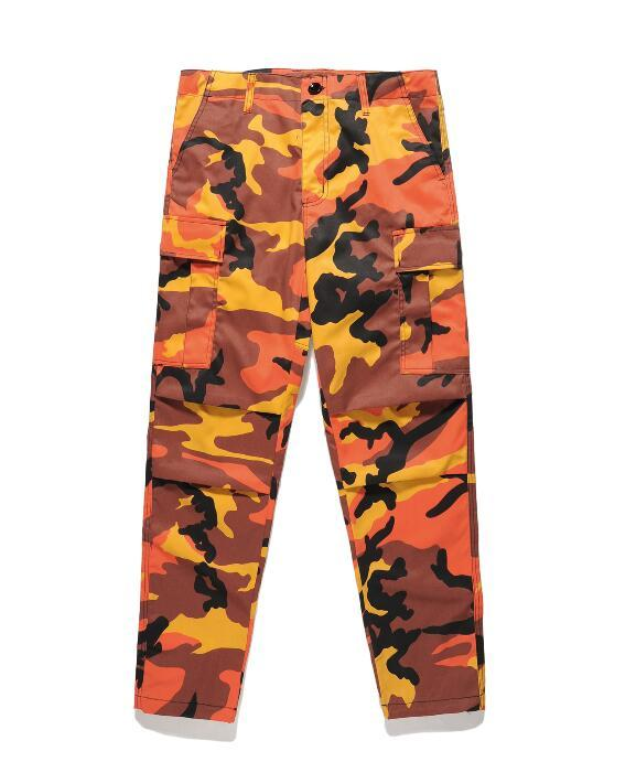 comprare on line 1a467 72524 2019 2018ss 26 36 High Street Style Rothco BDU Pants Camouflage Pants Men  Women INS Camo Straight Casual Long Pants From Hueyrich1888, &Price; | ...