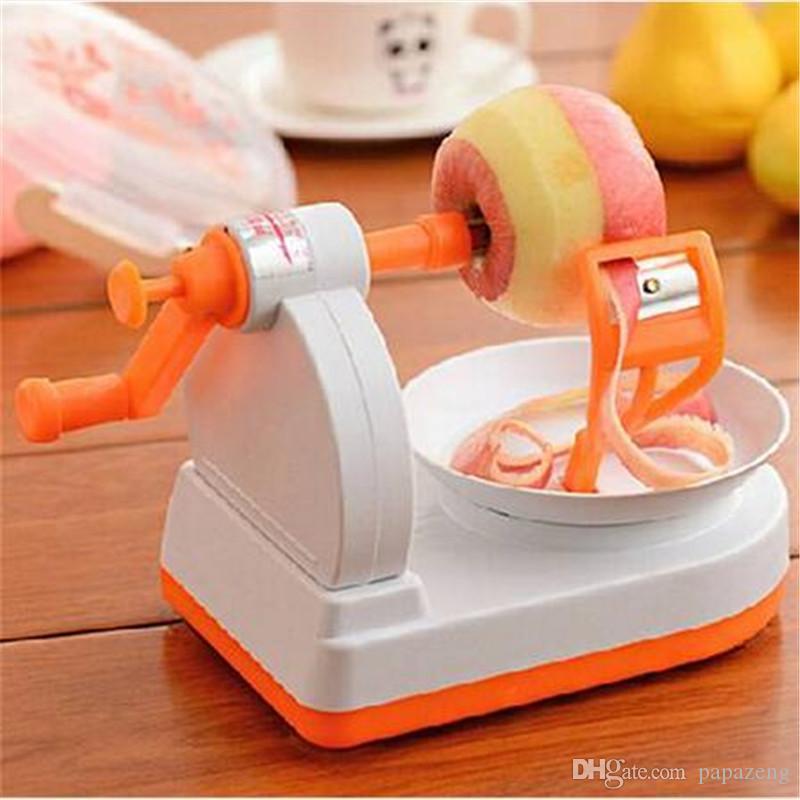 Ручной Apple овощечистка овощечистка фрукты резак Slicer посуда подарок фрукты овощной инструменты