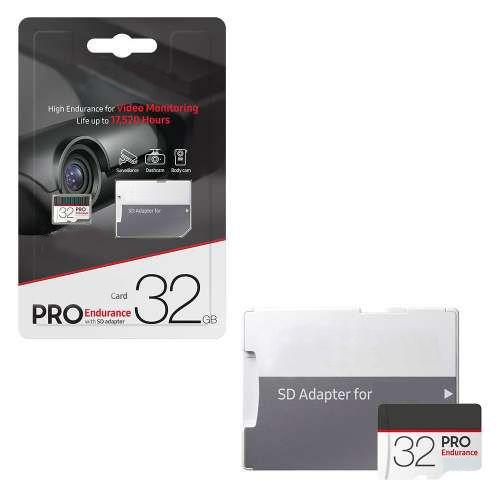 2019 PRO Dayanıklılık C10 100% 32 GB Hafıza Kartı TF Hafıza Kartı ile Ücretsiz Perakende Blister Paketi için kamera adet telefon