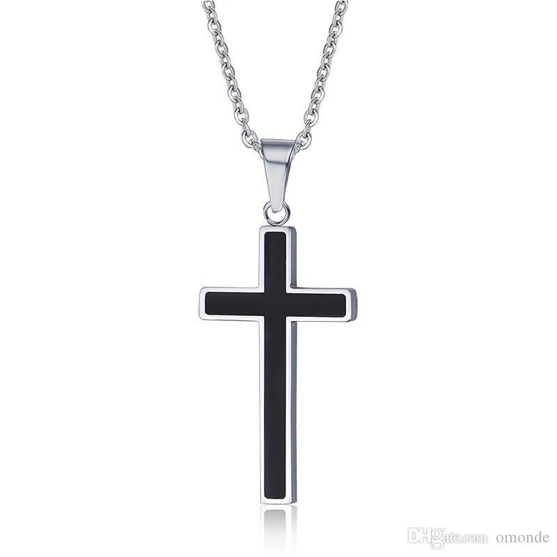 collier religieux homme