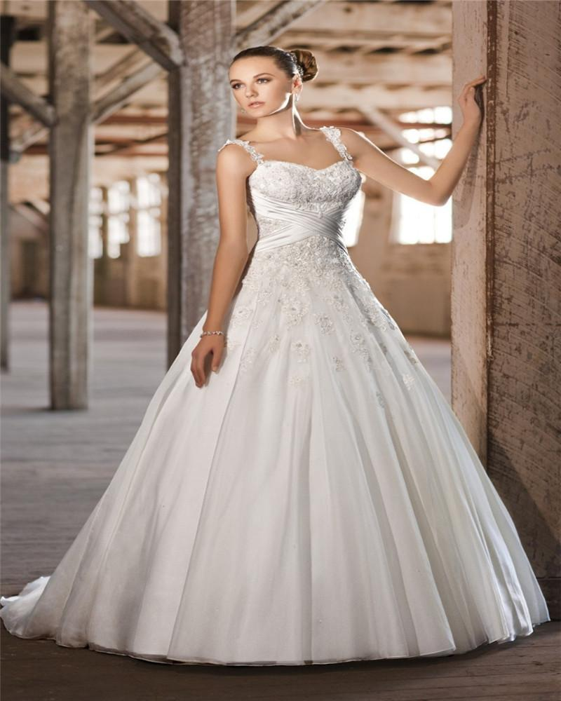 Vestido de noiva 2018 style satin wedding ball gown bridal dress bride gowns custom made for pregnant women plus size