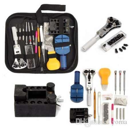 Профессиональные часы набор инструментов для часов дело открывалка набор инструментов для ремонта инструменты horloge gereedschapset ручной инструмент