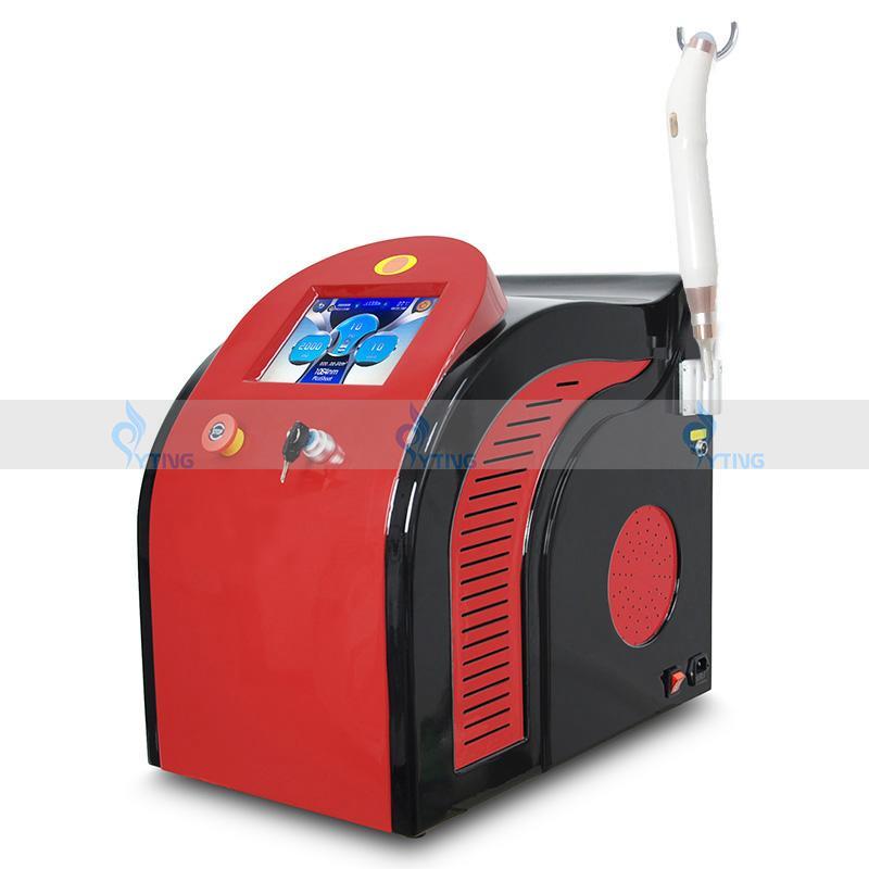 Großhandel Neue Pikosekunden Laser Q Switched Nd Yag Hautpflege Akne  Behandlung Pikosage Spot Pigment Sommersprossen Entferner Tattoo Removal  Maschine ...