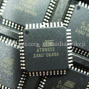 AT89S52 AT89S52-24AU TQFP-44 8-bit microcontroller 8K Bytes ISP Flash 51 Microcontroller 8051 chip ic High-Performance CMOS 8-Bit Microcon